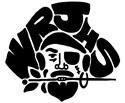 small pirate logo