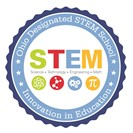 Ohio Designated STEM circle logo