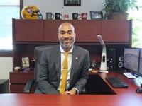 RCS Superintendent Melvin J. Brown