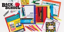 Generic elementary school supplies