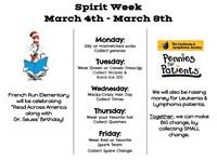 Spirit week 2019