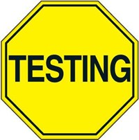 Third Grade Testing Meeting Jan. 28th 6:30pm at TRE