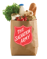 Salvation Army food assistance available