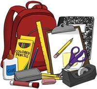 School Supplies - lists have been updated!